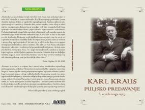 Karl kraus - korice