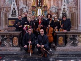 Zagrebački komorni orkestar, foto iz 2018.
