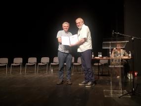 Miroslav Mićanović i Zlatko Krilić